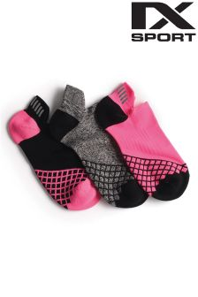 Sports Trainer Socks Three Pack