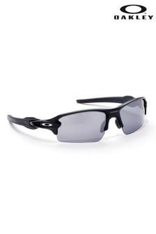 Black Oakley® Flak Jacket Sunglasses