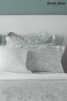 Secret Linen Store Butterfly Duvet Cover