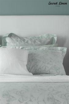 Secret Linen Store Butterfly Duvet Cover
