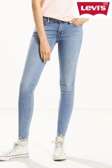 Levi's® 710 Super Skinny Raindrop Jean