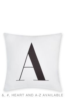 Alphabet Cushion