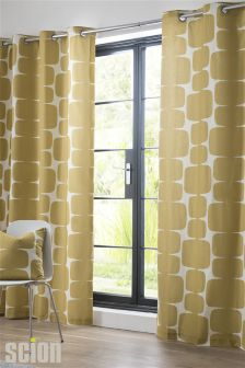 Scion lohko Eyelet Curtains