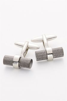Barrel Cufflinks