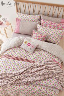 Helena Springfield Dot Bed Set