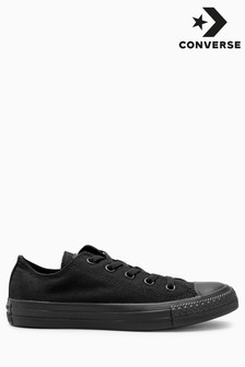 Black Converse Chuck Ox