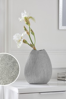 Diamanté Effect Vase