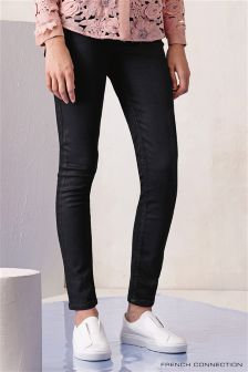 French Connection Black Whisper Ruth Trouser