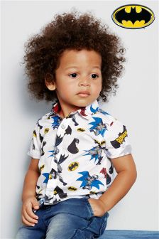 Multi Batman® Print Shirt (3mths-6yrs)
