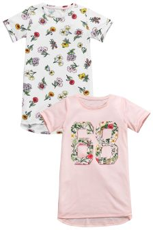 Nighties Two Pack (3-16yrs)