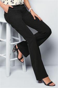 Workwear Boot Cut Trousers