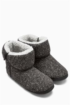 Multi Knit Boot
