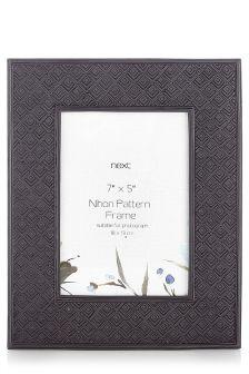 Nihon Embossed Frame