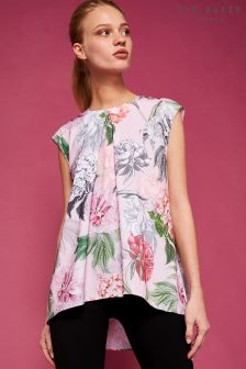 Ted Baker Rebet Floral Blouse