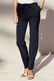 Tapered Workwear Trousers