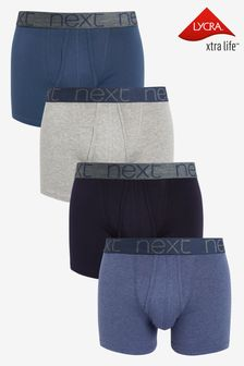 Blue A-Fronts Four Pack