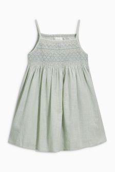 Smocked Dress (3mths-6yrs)