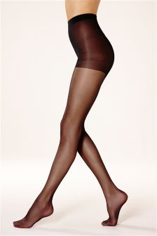 Medium Control Sheer 10 Denier Tights