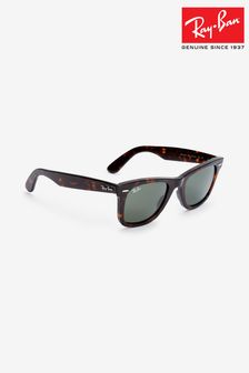 sunglasses polarised wsjk  Ray-Ban庐 Tortoiseshell Wayfarer Sunglasses