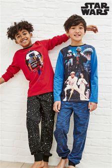 Star Wars™ Pyjamas Two Pack (3-12yrs)