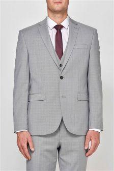 Wool Rich Blend Suit