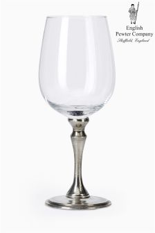 English Pewter Company 350ml Wine Glass