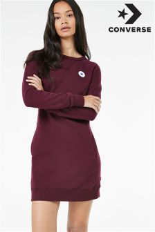 Converse Core Sweatshirt Dress
