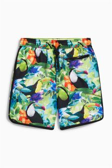 Toucan Swim Shorts (3-16yrs)