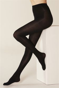 Knitted Thermal Tights