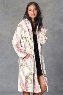 Pink Foxglove Robe