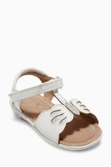 T-Bar Butterfly Sandals (Younger Girls)