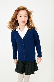 V-Neck Cardigan (3-16yrs)