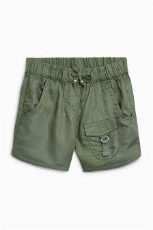 Utility Shorts (3-16yrs)