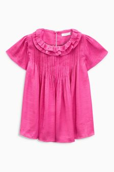 Pleat Top (3-12yrs)