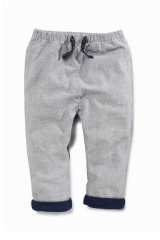 Woven Smart Trousers (0mths-2yrs)