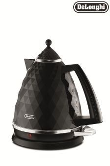 Delonghi Brilliante Black Kettle
