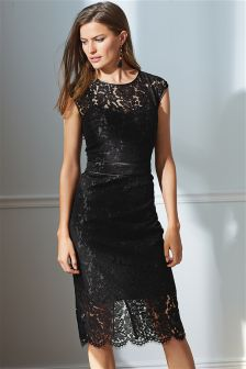 Lace Occasion Dress