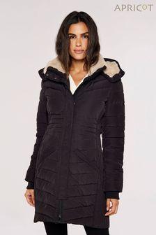 Black Caged Sandals