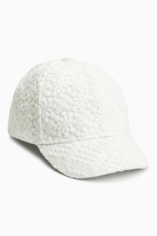 Broderie Cap (Younger Girls)