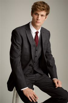 Buy Men's suits Suits Grey Regular from the Next UK online shop