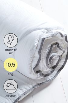 Sleep In Silk 10.5 Tog Duvet