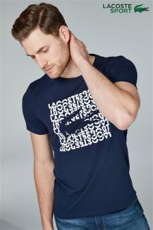 Lacoste® Sport Marino Logo T-Shirt