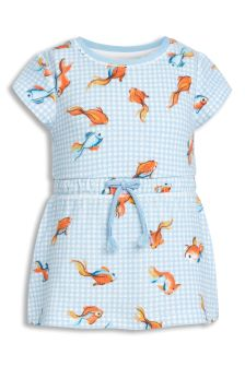Towelling Dress (3mths-6yrs)