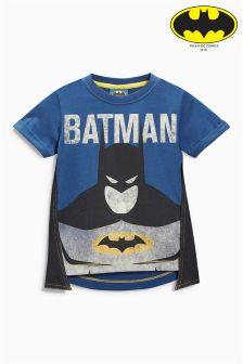 Blue Batman® T-Shirt (3mths-6yrs)