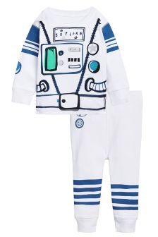 Astronaut Snuggle Fit Pyjamas (9mths-8yrs)