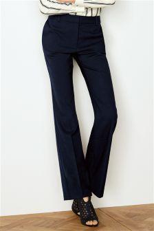 Boot Cut Trousers