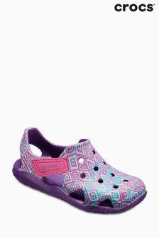 Crocs™ Pink Wave Swiftwater Shoe