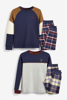 Metal Cased Fob Clock