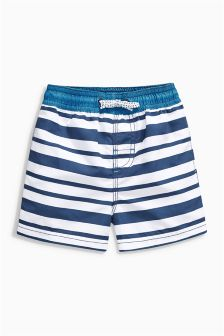 Stripe Swim Shorts (3mths-6yrs)
