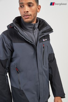 Berghaus Carbon/Black Arran Jacket